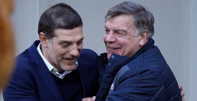 Allardyce is terug: 'Big Sam' begint aan achtste Premier League-klus