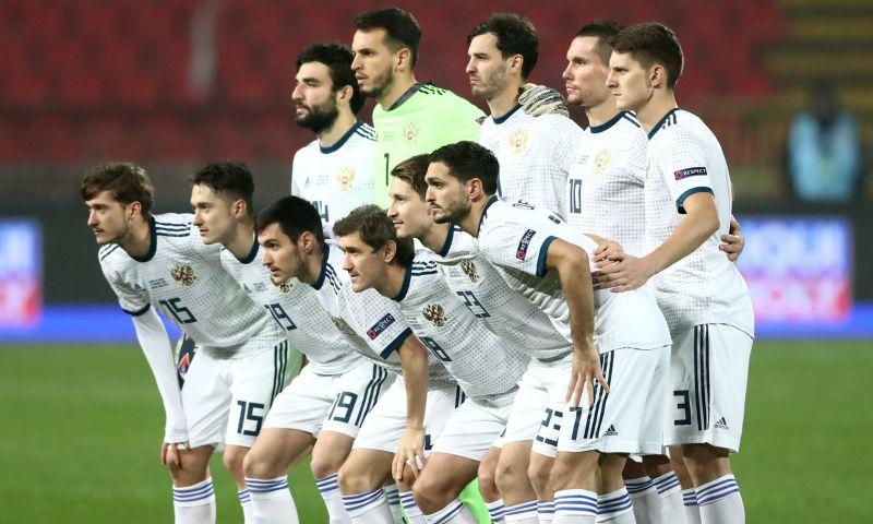 Afbeelding: 'Rusland in spagaat: welkom in kwalificatie, maar uitgesloten voor WK in Qatar'