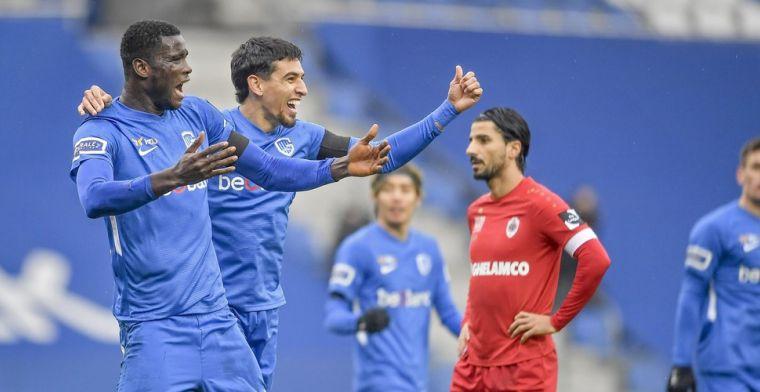 Sheffield United aast op Onuachu, Nigeriaanse schutter wil Genk nog niet verlaten
