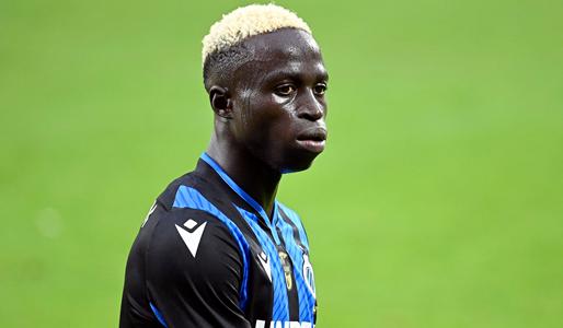 Afbeelding: Diatta over vertrek bij Club Brugge: