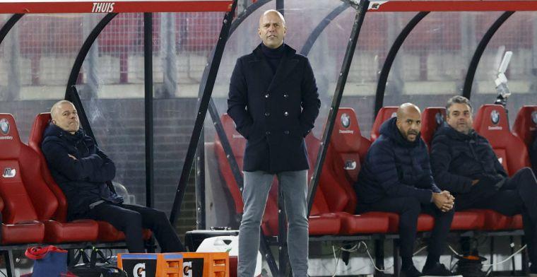 Mogelijk versterkingen voor Slot bij Feyenoord: 'Dat moet, wil je stap zetten'