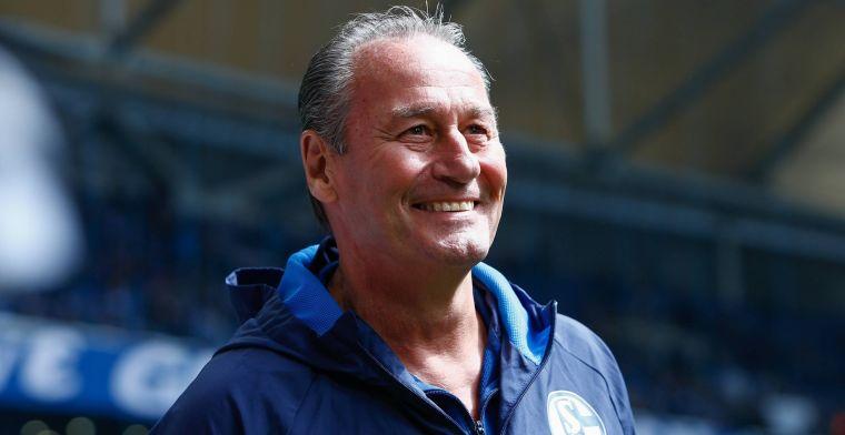 Schalke bevestigt trainerswissel: Stevens weer 'Feuerwehrmann' in Gelsenkirchen
