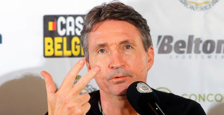 Sollied (ex-Club Brugge en Gent) wil terugkeren als coach: Ik ben niet versleten