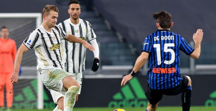 'De Ligt-effect' bij Juventus: 'Een van de drie beste verdedigers ter wereld'