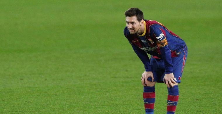Griezmann en Coutinho 'afgeschreven': 'Messi had nooit slechtere teamgenoten'
