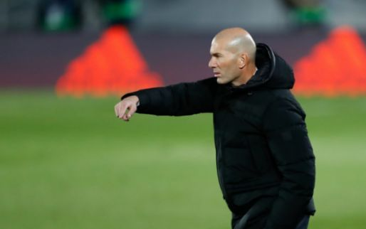 Afbeelding: Zidane wil niet reageren op handsbal Ramos: 'Scheids was zeker van zijn zaak'