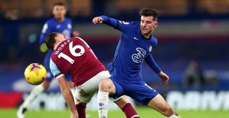 Chelsea doorbreekt negatieve reeks zonder Ziyech en wint weer eens