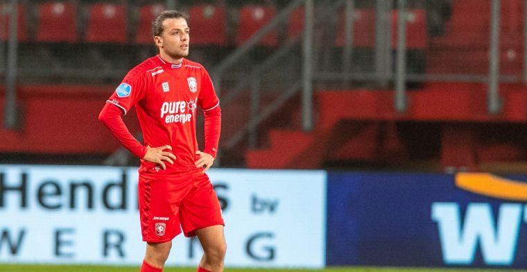 Geruchten rond FC Twente-huurling: 'Het verzoek kwam van zijn zaakwaarnemer'