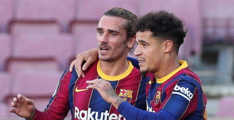 'Barça dreigt 20 miljoen extra te moeten betalen en wil zo snel mogelijk transfer'