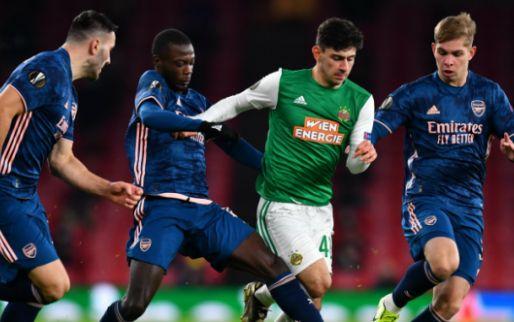 Afbeelding: Zaakwaarnemer deelt spiegelselfie uit Barcelona, 'ook Ajax wil Rapid-parel Demir'
