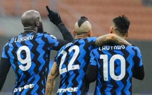Afbeelding: Lukaku en Internazionale sluiten 2020 af met overwinning tegen Verona