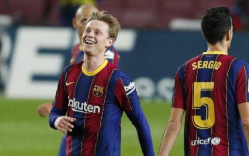 Afbeelding: Spaanse media zien sprankelend Barça: 'Hij speelt geen voetbal, hij danst'