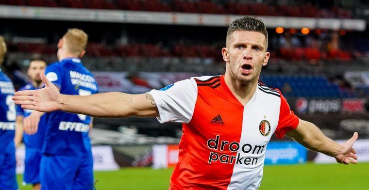 VP's Elftal van de Week: trio's van Feyenoord en AZ, vijf eenlingen