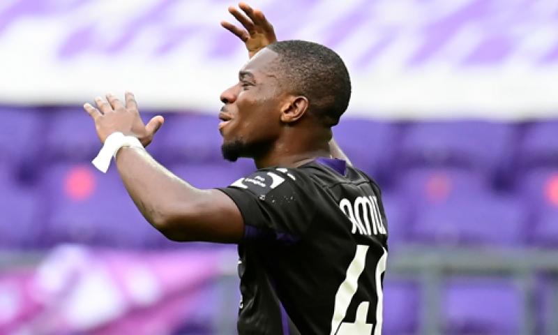 Afbeelding: Entourage van Amuzu laat zich uit over vertrek bij Anderlecht: