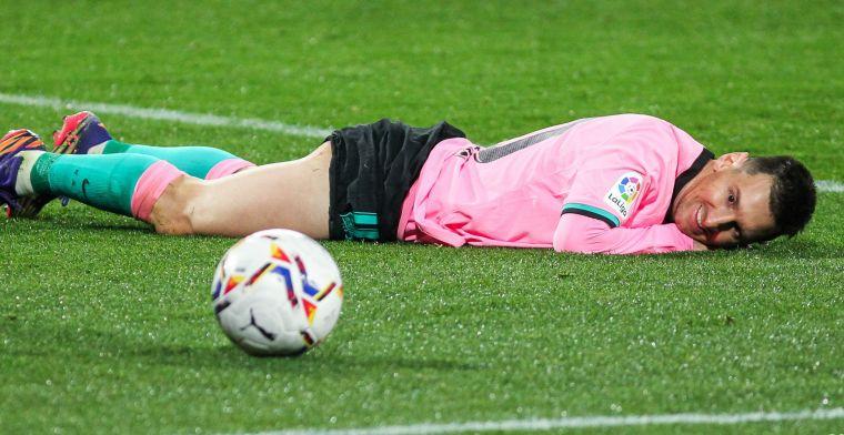 Speculatie in Frankrijk: 'Pochettino en Neymar moeten Messi naar PSG lokken'