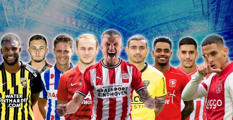 Ajax-jonkies, PSV-aankopen en 'Jan en Jans': de uitblinkers van de Eredivisie