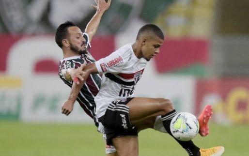 Afbeelding: Update: 'Tegenvaller voor Ajax: São Paulo laat Brenner niet voor 12 miljoen gaan'