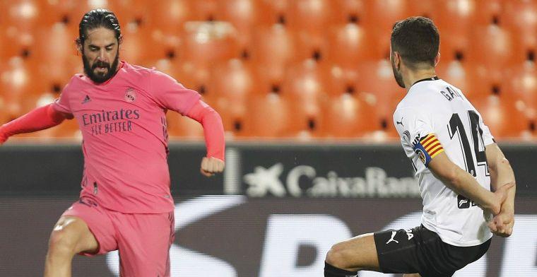 'Real Madrid ziet Isco liever naar het buitenland gaan, Arsenal spitst de oren'