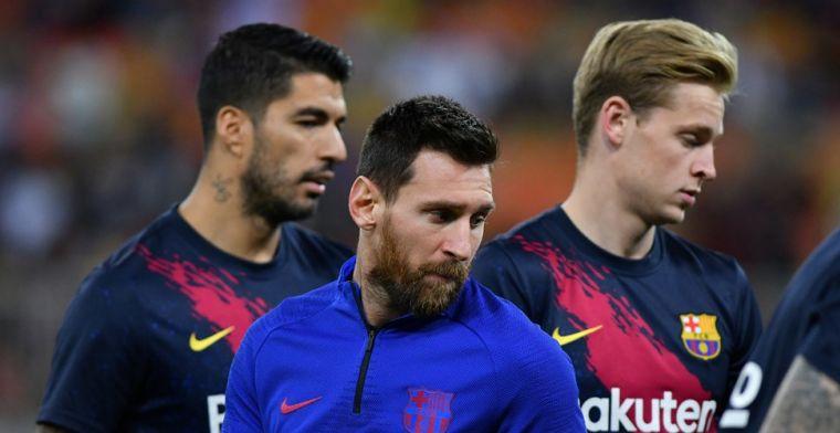 'Messi en Suárez zijn het eens: aanvallers willen naar dezelfde Amerikaanse club'