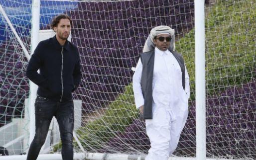 Afbeelding: El Khayati is eindelijk transfervrij: 'Nadenken over iets moois uit Nederland'