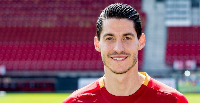 ADO heeft na Janmaat opnieuw beet: Vejinovic tekent voor 2,5 jaar in Den Haag