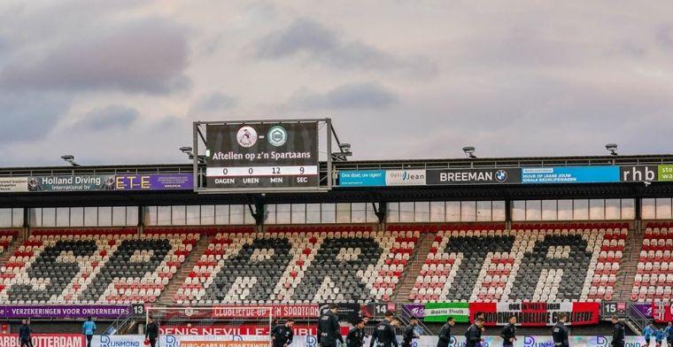 Nog minder kunstgras in de Eredivisie: 'Wij willen het en onze supporters ook'