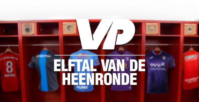 VP's Elf van de Heenronde: Genk hofleverancier met vijf stuks, opvallende trainer