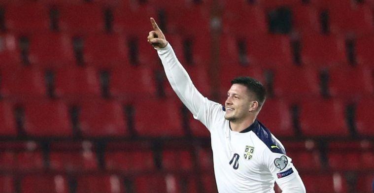 Frankfurt zoekt Dost-opvolger bij Real Madrid: 'Duidelijk, hij speelt niet vaak'