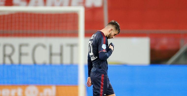 Dervisoglu vertrekt per direct bij Twente: 'Netjes als hij ons had ingelicht'