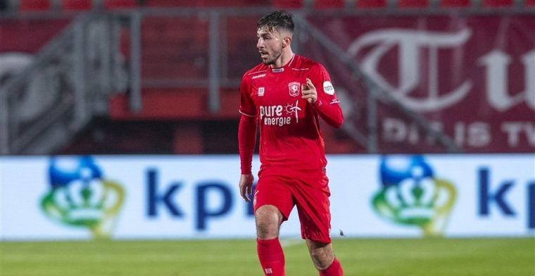 Twente voorkomt massale uittocht: 'We hebben geen signaal van hem gekregen'