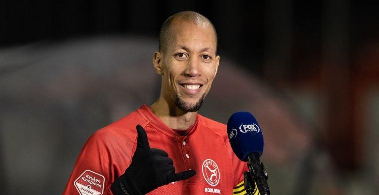 'Of Ajax hier volgend seizoen op bezoek komt? Laten we realistisch blijven, zeg'