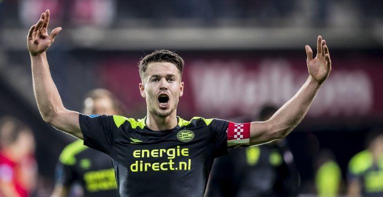 'Van Ginkel traint mee bij PSV, maar basisplaats tegen Ajax is uitgesloten'