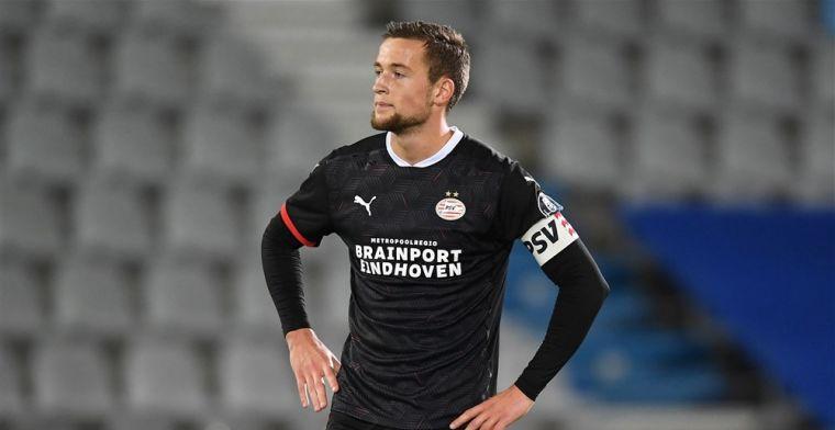 'PSV houdt uitverkoop en wil in januari afscheid nemen van acht talenten'