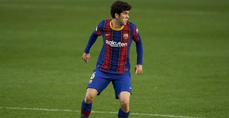 OFFICIEEL: Barça-talent Aleñá vindt nieuwe club in Madrid