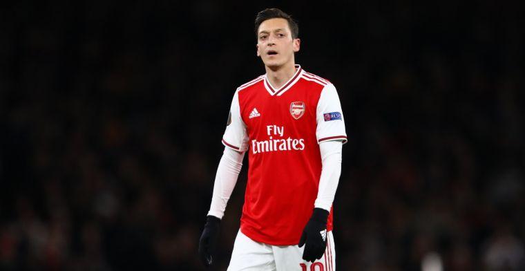 'Özil in gesprek met twee clubs, Duitser doet nog schepje bovenop geruchten'