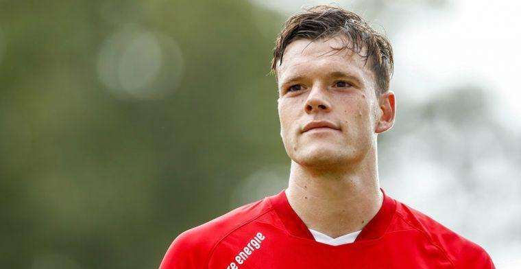 Nieuwe club voor voormalig Twente-spits Boere: 'Ben blij om hier te zijn'