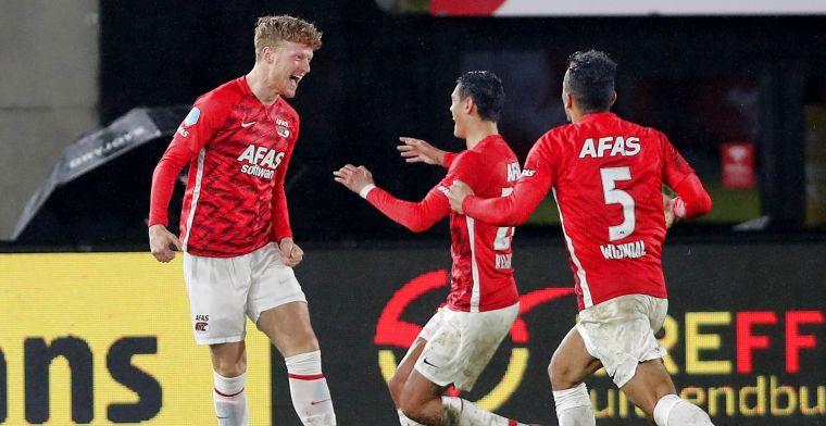 'ADO Den Haag pakt door en hoopt fraaie slag te slaan bij AZ en FC Utrecht'