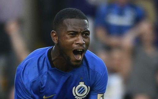 Afbeelding: Club Brugge-fans uitgelaten met terugkeer Denswil: 'Deli naar de bank'