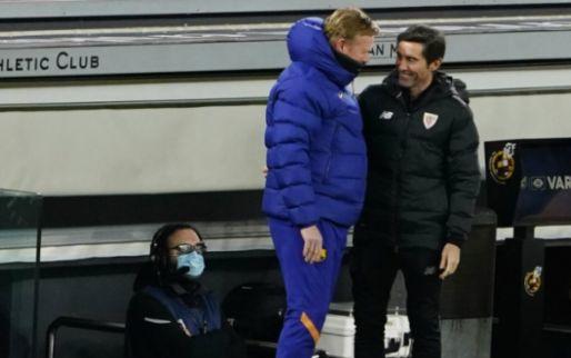 Afbeelding: Koeman looft gouden duo van Barça: 'Was een demonstratie van geldingsdrang'