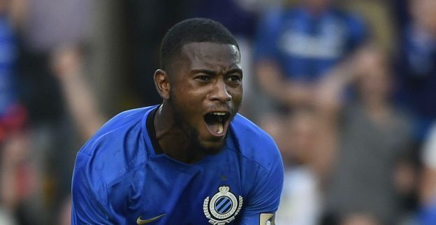 Club Brugge-fans uitgelaten met terugkeer Denswil: 'Deli naar de bank'