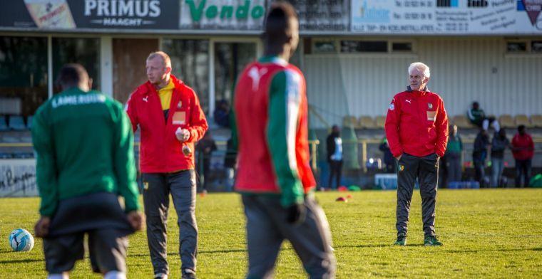 OFFICIEEL: Vandenbroeck is uren na Champions League-stunt geen trainer meer