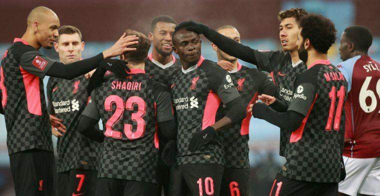 'Villa Kids' moeten hoofd buigen tegen Liverpool: Wijnaldum belangrijk voor Reds
