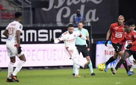 Afbeelding: Averij voor Lyon, ondanks comeback met goal en assist van Memphis