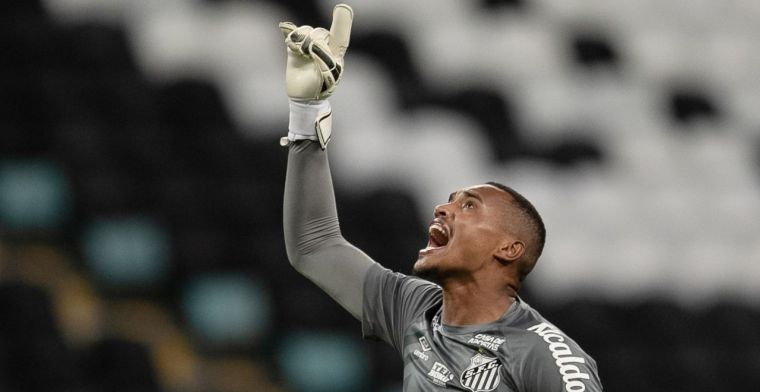 'Santos-doelman positief getest op corona, maar speelde 'gewoon' mee tegen Boca'