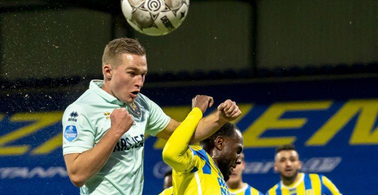 Gerenoveerd ADO leidt voetbaljaar 2021 in met broodnodige zege bij RKC