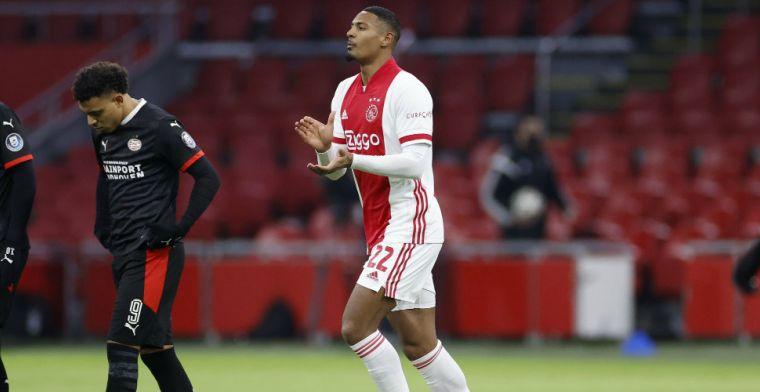 Ajax haalt 'B-keus' van West Ham: 'Had ik liever Boadu of Zirkzee gezien'