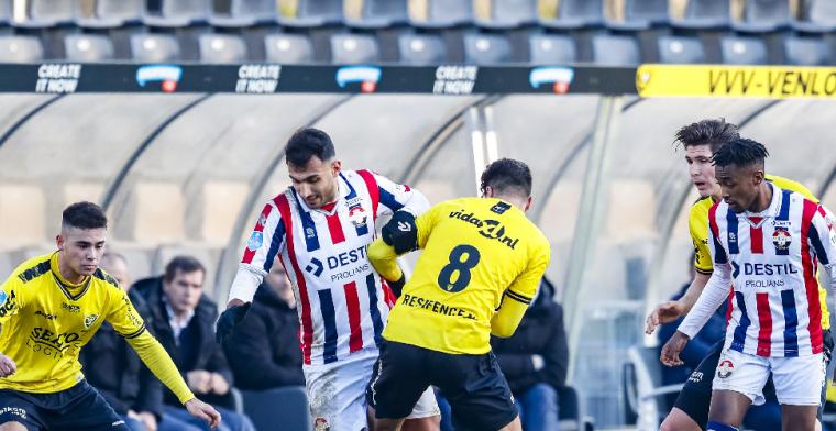 VVV-held Giakoumakis dompelt Willem ll in de blessuretijd in rouw