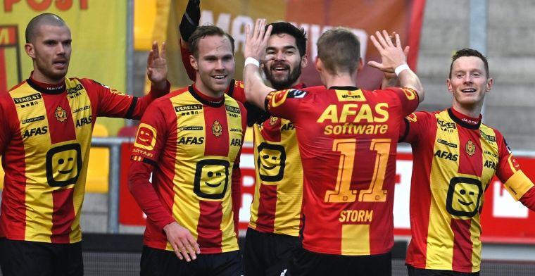 Antwerp de boot in tegen KV Mechelen na doelpuntenfestijn van tien minuten