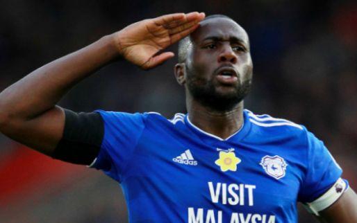 Afbeelding: Vreselijk: Cardiff-speler Bamba (35) getroffen door zeldzame vorm van kanker