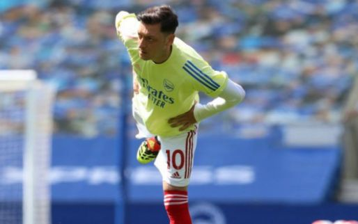 Afbeelding: Overbodige Özil hint naar transfer: 'Twee landen waar ik nog wil spelen'